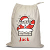 Deluxe Father Christmas Large Sack
