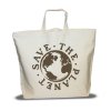 Super Shopper - Save the Planet (brown)
